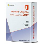 Microsoft Office 2019 Home and Business MAC Download Lizenz