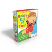 Baby's Box of Fun: A Karen Katz Lift-The-Flap Gift Set: Toes, Ears, & Nose!/Where Is Baby's Belly Button?/Where Is Baby's Mommy?, Hardcover