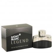 MontBlanc Legend by Mont Blanc Eau De Toilette Spray 1 oz