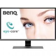 BenQ LED monitor BenQ EW3270U, 80 cm (31.5 palec),3840 x 2160 px 4 ms, VA LED HDMI™, DisplayPort, USB-C™ USB 3.1, audio, stereo (jack 3,5 mm)
