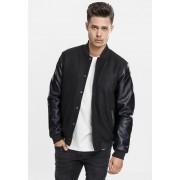Oldschool College Jacket blk/blk XXL
