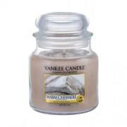 Yankee Candle Warm Cashmere 411 g vonná sviečka unisex