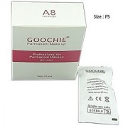 Goochie Permanent Makeup Rocket Rotary Machine A8 Cartridge Needles (pack of 15 Needles) (5FL)