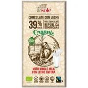 Ciocolata Bio cu Lapte Pronat 100gr