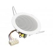 Visaton DL 10 100 V Inbouwluidspreker 6 W 100 V Wit 1 stuk(s)