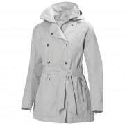 Helly Hansen Womens Welsey Trench Parka Grey M