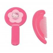Set Cepillo Y Peine Hello Kitty Dolly 6861-Rosa