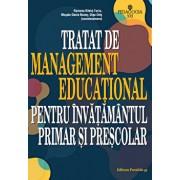 Tratat de management educational pentru invatamantul primar si prescolar/Ramona Radut-Taciu, Musata-Dacia Bocos, Olga Chis