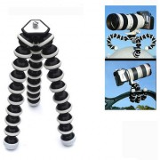 Gorillapod Jumbo Size Octopus Tripod for Professional DSLR Cameras - 28cm Max Height - 5 Kgs Max Load Capacity