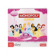 Blue Lotus Funskool Disney Princess Monopoly Junior Board Game