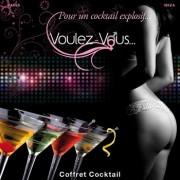 Set Senzual Voulez-Vous - Gift Box Cocktails