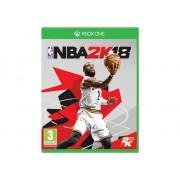 TAKE 2 Xbox One NBA 2K18
