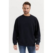 Studio Total Sweatshirt Perfect crew Svart