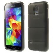 Body Armor твърд гръб за Samsung Galaxy S5 mini G800 - сив