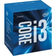 Procesor Intel Core i3-6100, 3.7 GHz, LGA 1151, 3MB, 47W (BOX) + Cupon Intel Mainstream