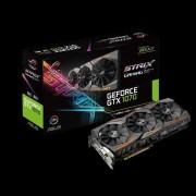 VGA Asus STRIX-GTX1070-O8G-GAMING, nVidia GeForce GTX 1070, 8GB 256-bit GDDR5, G/M: 1632MHz/8000MHz, DP 3x, DVI-D, HDMI, 36mj