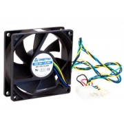 Chieftec AF-0825PWM case fan - 80x80x25mm -4 pin PWM/Molex
