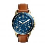 Часовник FOSSIL - Grant Sport FS5268 Light Brown/Gold/Blue