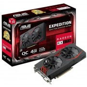 ASUS Expedition Radeon RX 570 OC Edition 4GB DDR5 256bit 4 channel Graphics Card with XDMA CrossFire