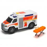 Masina Ambulanta Medical Responder Cu Accesorii