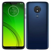 "Motorola Moto G7 Power XT1955-2 64GB + 4GB RAM Pantalla 6.2"" HD+, Camara 12 mpx, Desbloqueado Azul Marino"