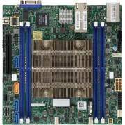 SUPERMICRO X11SDV-16C-TLN2F - Moderkort - mini
