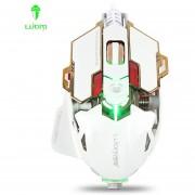 RatóN Cable Con LED Light 4000DPI,Soporte RGB