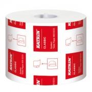 Metsä Tissue KATRIN Classic System Toilet 800 ECO Toilettenpapier, Toilettenpapier, weiß, 9,9 x 11,5 cm, 2-lagig, 1 Karton = 36 Rollen
