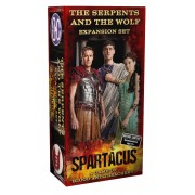 Spartacus: The Serpents and the Wolf