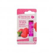 Benecos Natural Vegan Lipbalm - Raspberry