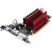 Видеокарта Gigabyte AMD Radeon HD5450, 1Gb DDR3,64 bit, DVI-I,HDMI,D-SUB