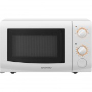 Daewoo Kor-6f07 Forno A Microonde 20 Litri Potenza 700 Watt Colore Bianco