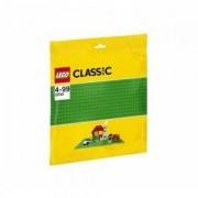 Детска играчка, Плочка зелен цвят LEGO CLASSIC, 10700