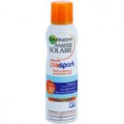 Garnier Ambre Solaire UV Sport Spray solar para desportistas SPF 30 200 ml
