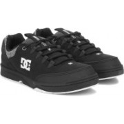 DC SYNTAX SN M SHOE Sneakers For Men(Black, White)