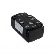 UPS CyberPower CP350SLG, 6 Contactos, 350VA, 255Watts.