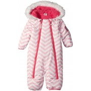 U.S. POLO ASSN - Salopeta Stripes with Faux Fur, Pink