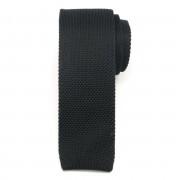 pentru bărbați țesut cravată Willsoor 6516 în negru culoare