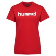 Tricou hummel GO COTTON LOGO WOMEN ,Marime L