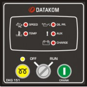 MANUAL START UNIT DKG-151
