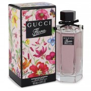 Flora Gorgeous Gardenia by Gucci Eau De Toilette Spray 3.3 oz