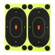 "Birchwood Casey Shoot-N-C Target - 7"""" Silhouette, 60 Pack"