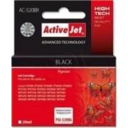 Cartus ActiveJet compatibil Canon PGI-520BK 20ml Chip