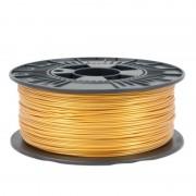 Filament pentru Imprimanta 3D 1.75 mm ABS 1 kg - Auriu Deschis