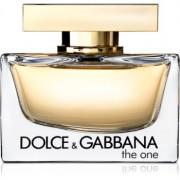 Dolce & Gabbana The One Eau de Parfum para mulheres 75 ml