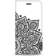 Casetastic Wallet Case White Samsung Galaxy A5 (2017) - Floral Mandala