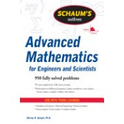 Schaum's Outline of Advanced Mathematics for Engineers and Scientists (Spiegel Murray R.)(Paperback) (9780071635400)