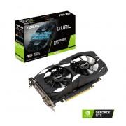 VGA Asus Dual-GTX1650-4G, nVidia GeForce GTX 1650, 4GB, do 1695MHz, 36mj (90YV0CV3-M0NA00)