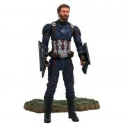 marvel-select Marvel Select Capitão América Avengers: Infinity War Figura Articulada 18cm
