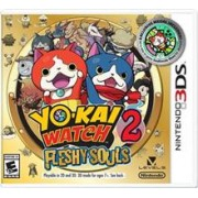 Yo-Kai Watch 2 Fleshy Souls Nintendo 3Ds
